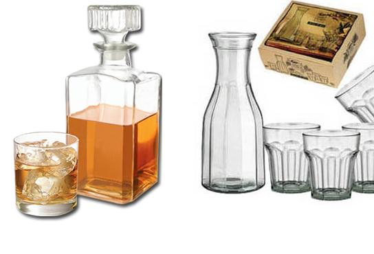 13 ALCOOLS SET