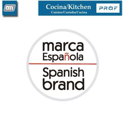 CUCHILLO MESA C/SIERRA 11 CM LITTLE [ENAMEL PROF]